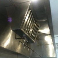Exhaust Hood and Duct Cleaning